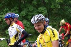 Saaremaa MV 2008 - grupisõit Sõrves-enne starti (pildistanud Ülle Räim)